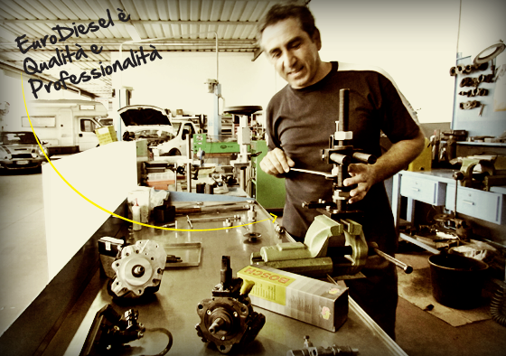 Autofficina specializzata in riparazione ed assistenza - autofficina Eurodiesel - Pistoia
