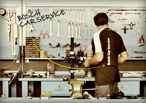 Aderenti alla rete Bosch Car Service - autofficina Eurodiesel - Pistoia